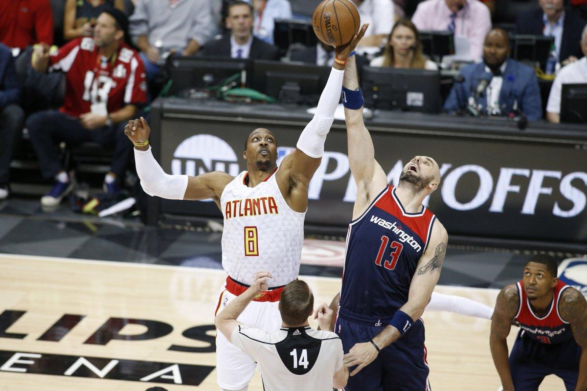 Борьба за первое владение в НБА